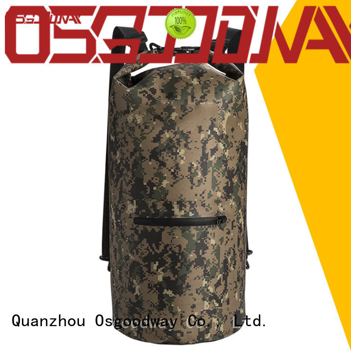 Osgoodway fashion 60l dry bag corrosion resistance for rainy day