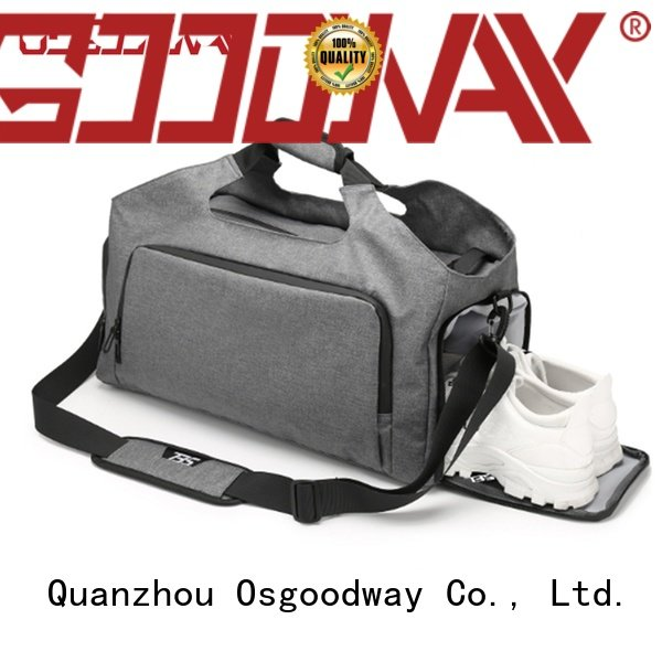 Osgoodway waterproof mens duffle bag directly price for fitness