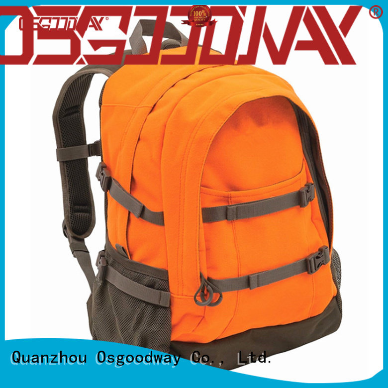 Osgoodway casual work backpack factory price for outdoor