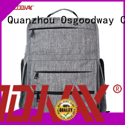 Osgoodway laptop backpack manufacturers directly sale for school