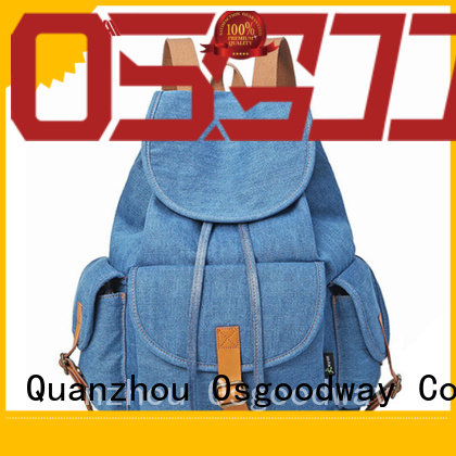Osgoodway wholesale backpacks factory price for travel