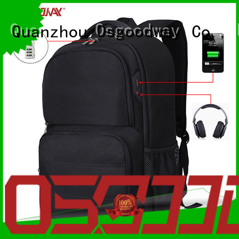 Osgoodway good quality convertible laptop backpack supplier for men
