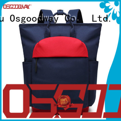 casual work backpack women factory price for business traveling