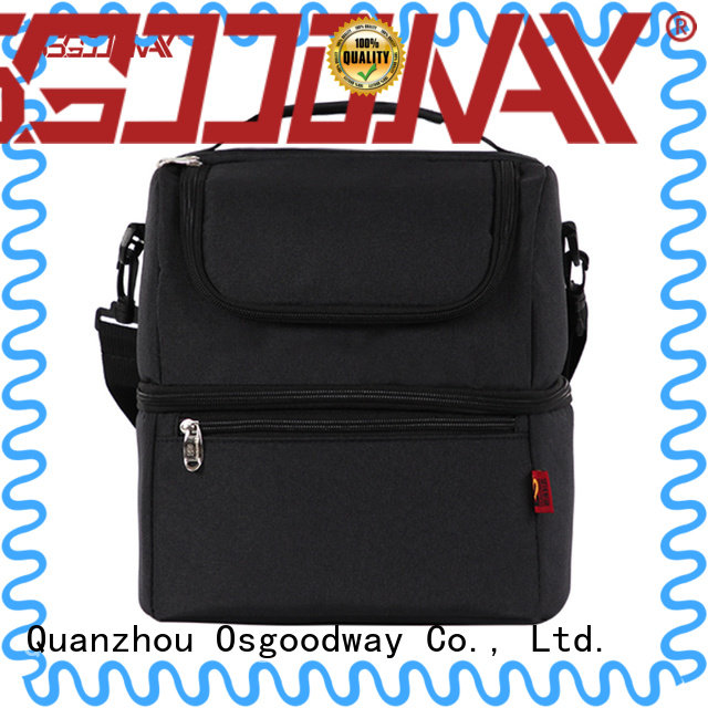 Osgoodway picnic portable cooler bag keep food warm for hiking