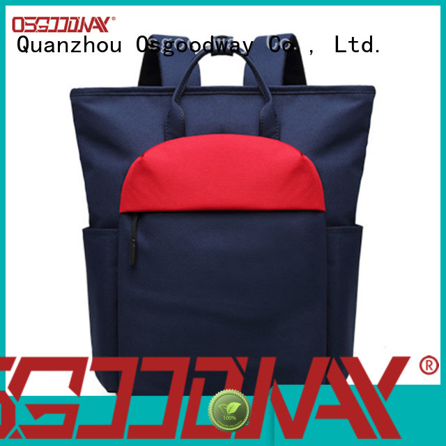 Osgoodway ladies lightweight backpack design for business traveling