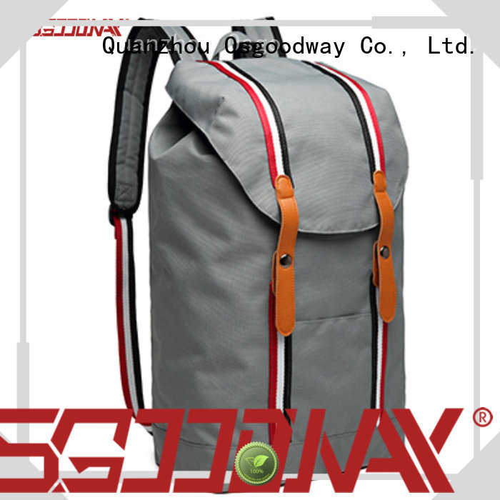 Osgoodway daypack custom print backpack design for travel