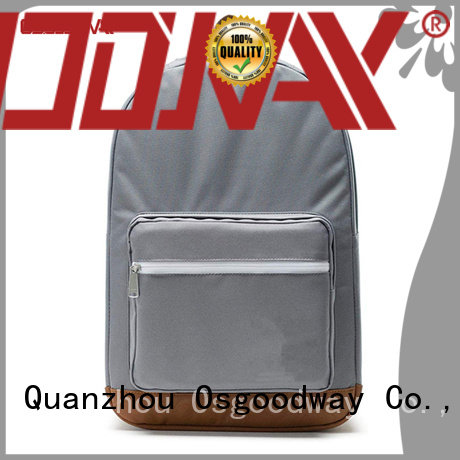Osgoodway canvas backpack for women on sale for school