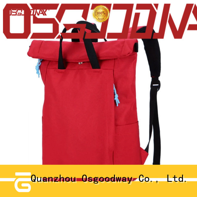 Osgoodway waterproof professional backpack on sale for business traveling