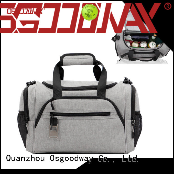 Osgoodway insulated cooler bag wholesale for camping