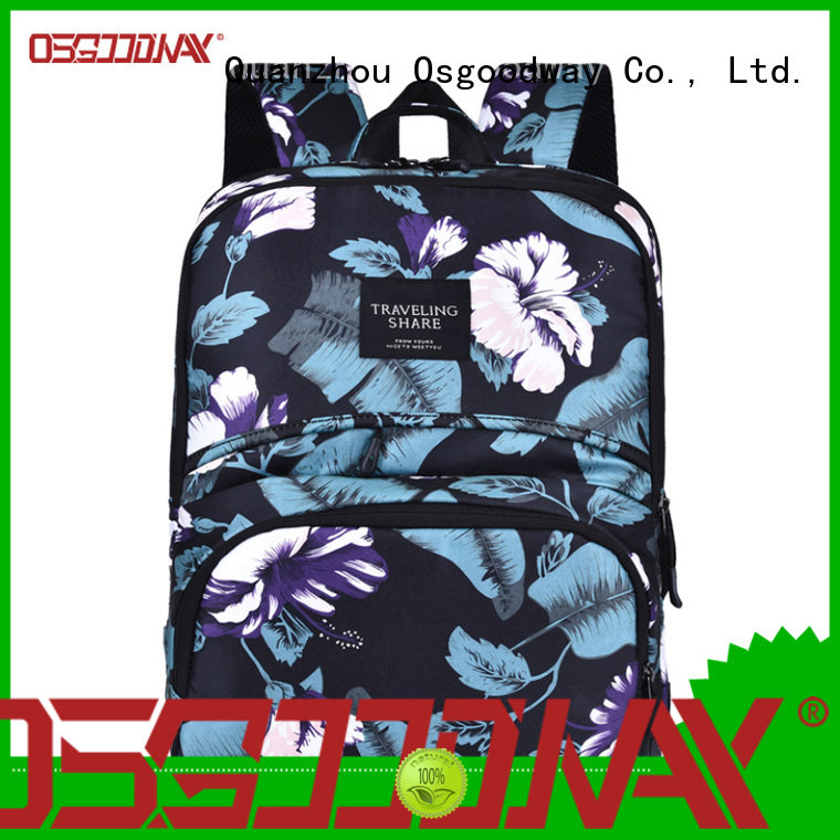 Osgoodway hot sale stylish laptop backpack wholesale for work