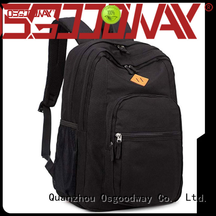 Osgoodway casual rucksack bags factory price for business traveling