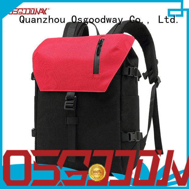 casual womens rucksack factory price for school