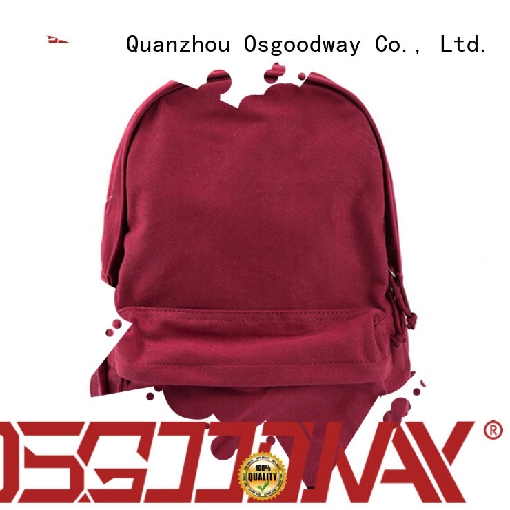 Osgoodway pack fashion backpack design for school