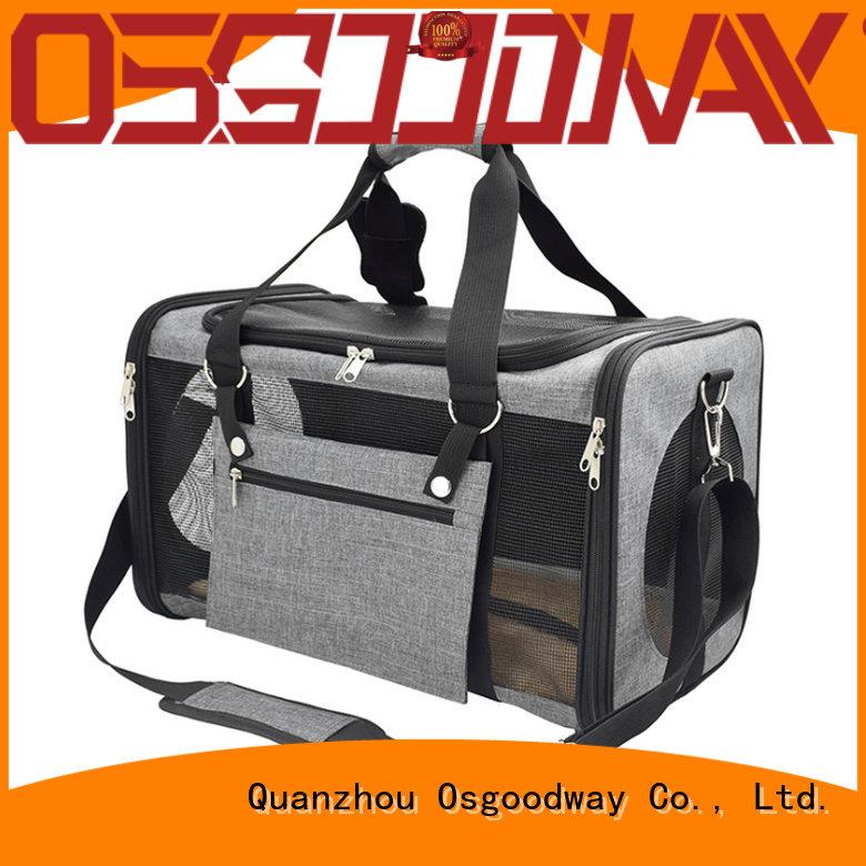Osgoodway pet carrier bag supplier for pet
