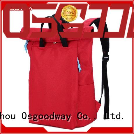 Osgoodway custom backpack distributors classic for school
