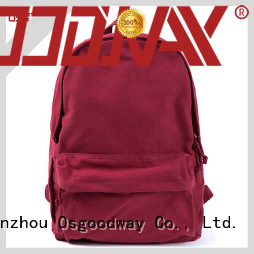 Osgoodway school bag manufacturers design for travel