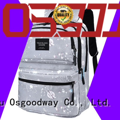 Osgoodway hot sale laptop backpack travel from China for business traveling