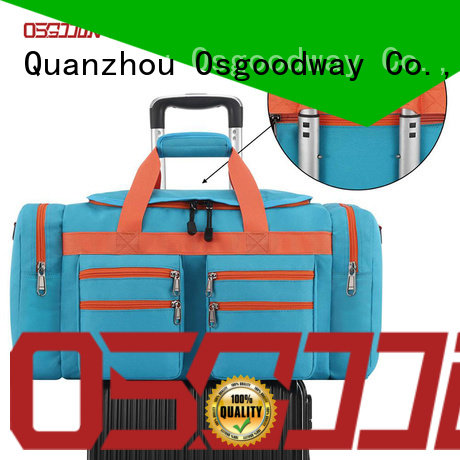 adjustable water proof duffle bag duffel with Multi-pockets for sport