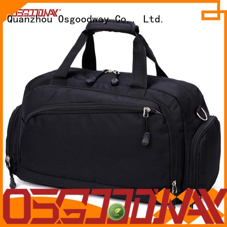 adjustable custom bag manufacturer striped design for sport