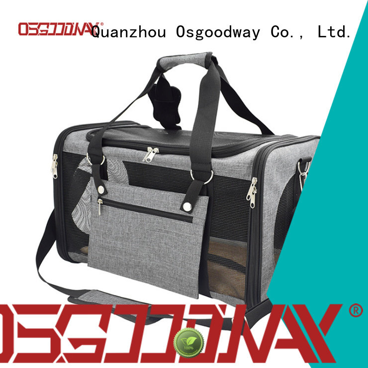 Osgoodway pet backpack directly sale for pet
