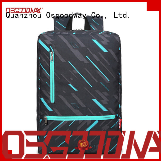 fashion backpack factory price for business traveling