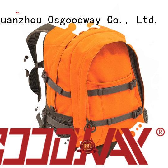 Osgoodway lightweight canvas rucksack online for outdoor