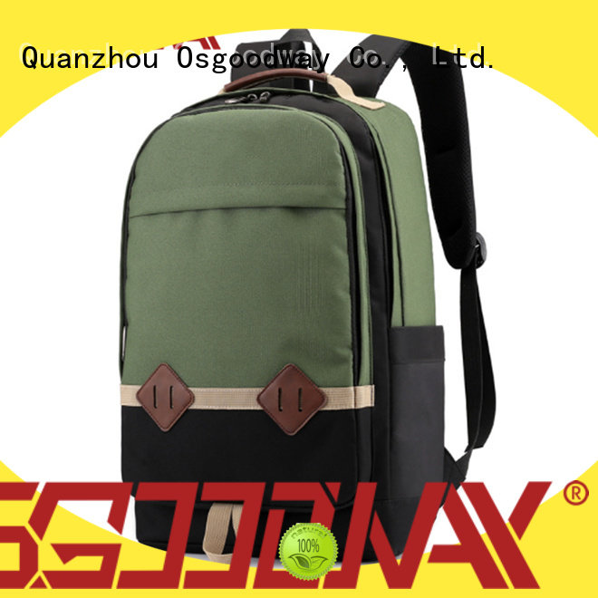 Osgoodway casual backpack companies online for business traveling