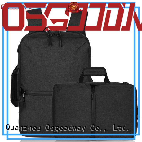 Multifunctional Convertible Laptop Case Backpack Bag Customized Laptop Shoulder Bag