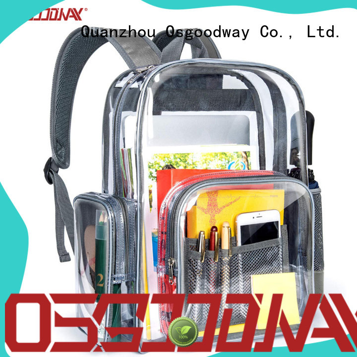 Osgoodway trendy wholesale backpacks design for school