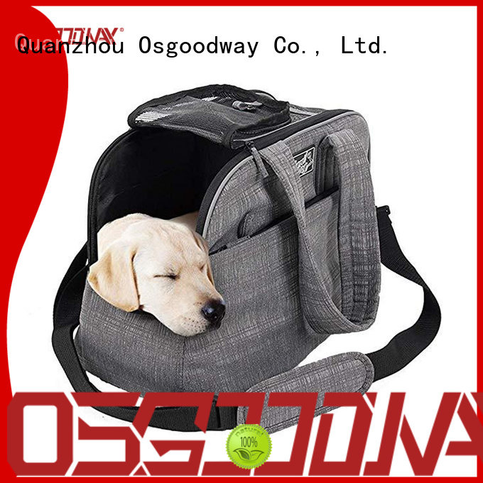 professional dog travel bag supplier for dog