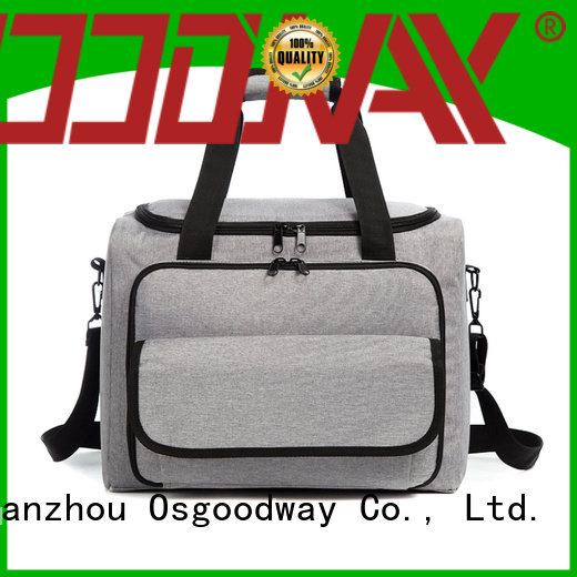 Osgoodway leak-proof hiker cooler bag wholesale for BBQs