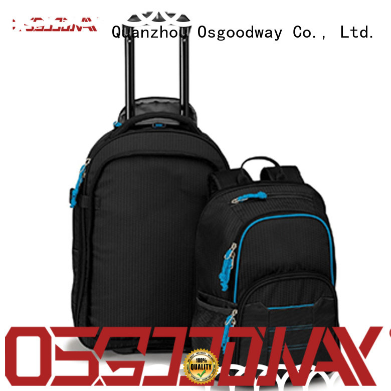 Osgoodway canvas rucksack design for daily life