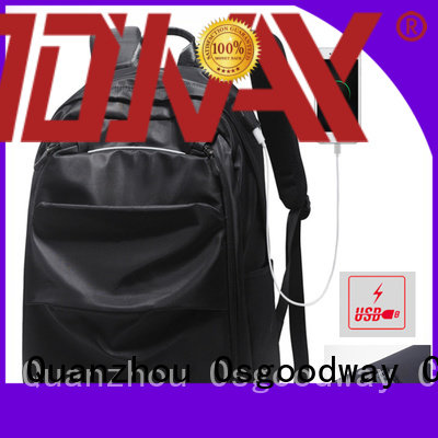 Osgoodway hot sale travel laptop backpack directly sale for men
