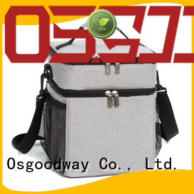 Osgoodway insulated cooler bag design for picnic