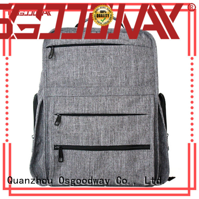 Osgoodway laptop backpack manufacturers wholesale for school