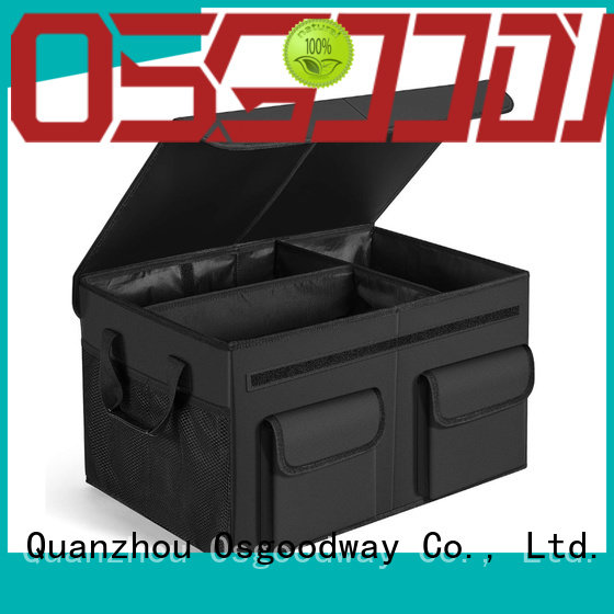 Osgoodway folding trunk organizer supplier for truck