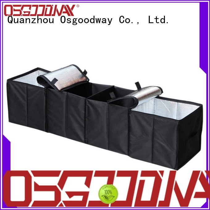 Osgoodway best trunk organizer personalized for jeep
