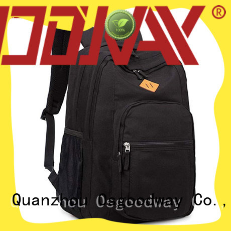 Osgoodway casual travel backpack for men design for business traveling