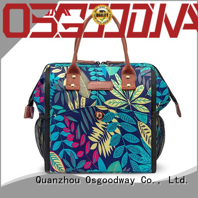 Osgoodway custom aluminium foil cooler bag bbq for hiking