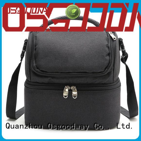 professional portable cooler bag logo keep food warm for hiking