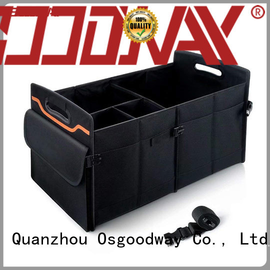Osgoodway bmw trunk organizer supplier for vehicle