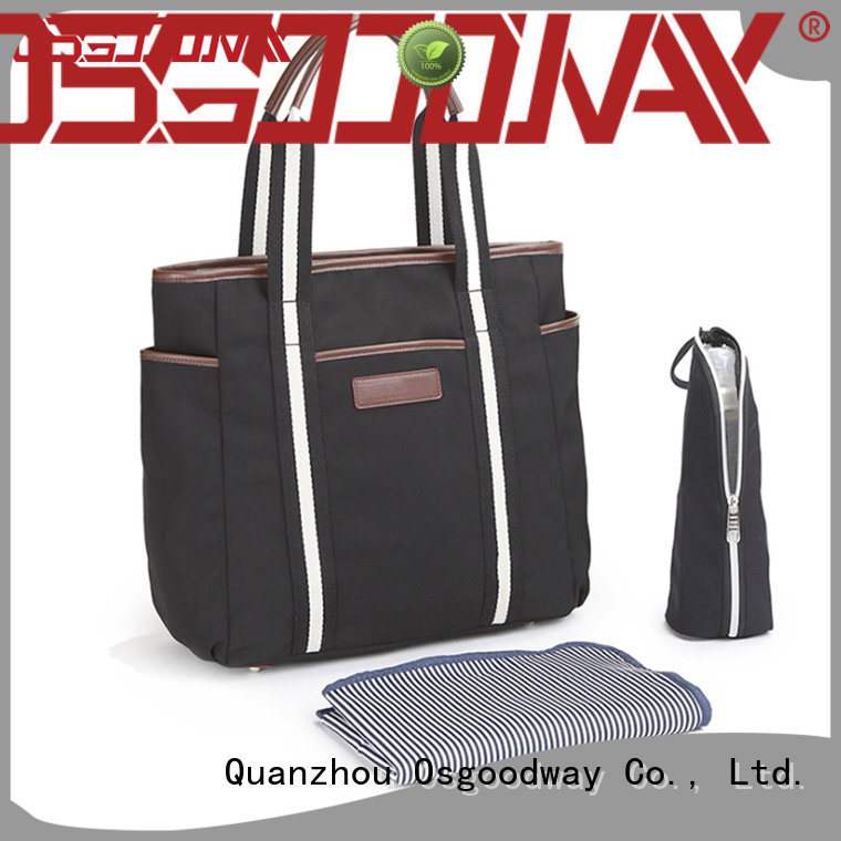 mother diaper bag double for baby care Osgoodway