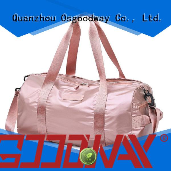 adjustable foldable duffle bag travel design for sport Osgoodway