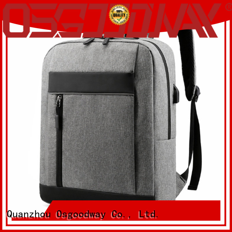 Osgoodway bags laptop backpack manufacturers from China for work