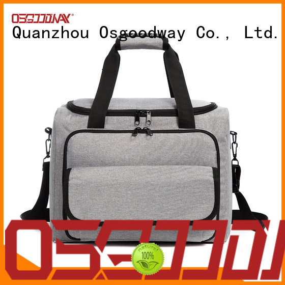 Osgoodway oxford cooler bag factory wholesale for picnic